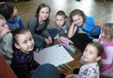 Zimowisko 2010. Szkoła Podstawowa w Staniątkach. Staniątki